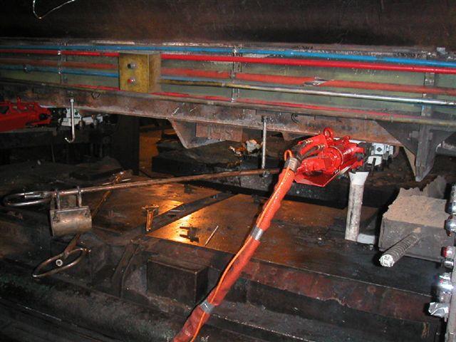 Tundish Slide Gates : Tundish slide gate systems